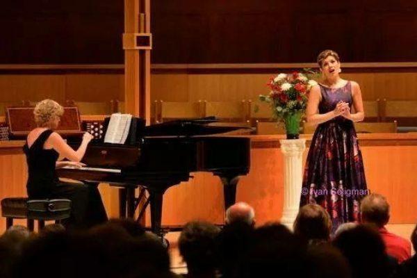 Valentine's Day Concert, Gulfshore Opera, 2015