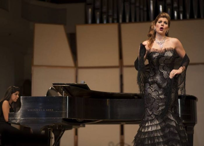 Zarzuela Highlights Concert, Miami Classical Music Festical, 2014