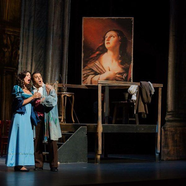 Tosca, Giacomo Puccini, Miami Lyric Opera, 2016