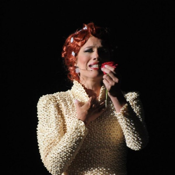 La Princesa de las Czardas, Sociedad Proarte, Teatro Nacional, 2016